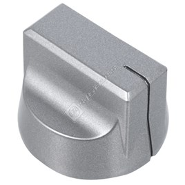 New World Stainless Steel Coloured Oven Control Knob - ES924249
