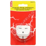 Wellco European Travel Adaptor