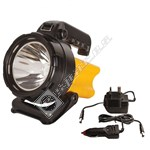 Active LED Rechargeable Spotlight