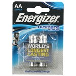 Ultimate Lithium AA Batteries - Pack of 2