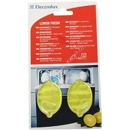 Lemon Fresh Dishwasher Deodoriser - Pack of 2 - ES655000