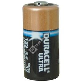 Duracell CR123A Ultra Alkaline Battery - ES1599062