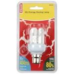 Wellco 9W BC Mini 4U Energy Saving Bulb – Warm White