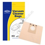 Electruepart BAG144 Dirt Devil Vacuum Dust Bags (Type 28) -  Pack of 5