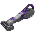 Black & Decker DVJ325BFSP Cordless Pet Dustbuster Handheld Vacuum Cleaner