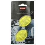 Wellco Professional Dishwasher Deodoriser - Pack of 2