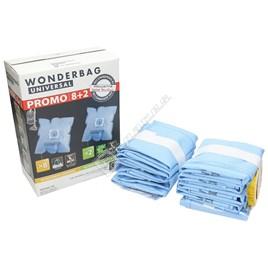 Wonderbag WB4061FA Vacuum Cleaner Bags - Pack of 10 - ES1859261