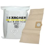 Vacuum Cleaner Paper Filter Bags - Pack of 10
