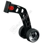 Grass Trimmer Wheel Attachment