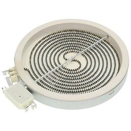 Medium Ceramic Hob Hotplate Element - 2000W - ES1223339