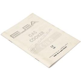 Instruction Booklet - ES1580632