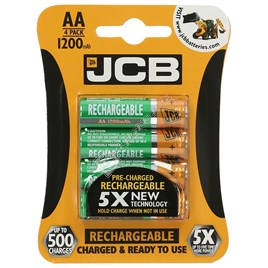 AA Rechargeable Batteries - ES1597176