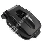 Black Softbox Lawnmower Lid