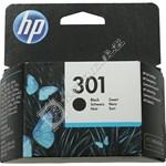 Genuine No.301 Black Ink Cartridge (CH561EE)