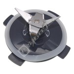 Blender Blade Hub Assembly With Drive Coupling