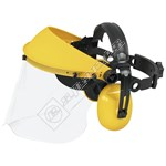 PRO004 Polycarb Visor / Ear Protectors