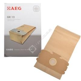 GR12 (Grobe 12) Vacuum Cleaner Paper Bag - Pack of 5 - ES541734