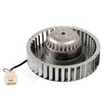 Tumble Dryer Fan Motor with Blade