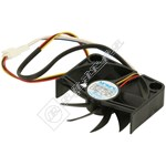 TV Cooling Fan Assembly