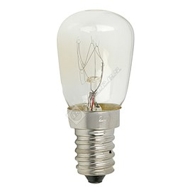 Electrolux 15W E14 Fridge Incandescent Bulb - Warm White for EU6339T - ES478313
