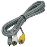 AV Cable 8-Pin