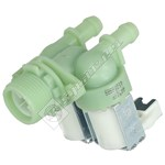 Cold Water Double Inlet Solenoid Valve 180Deg. With 12 Bore Outlets & Protected (Push)