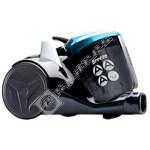 Hoover BR71BR01 Breeze Bagless Cylinder Vacuum Cleaner - Black/Blue