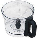 Food Processor Main Bowl Assembly
