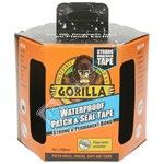 Gorilla Waterproof Black Patch & Seal Tape - 3 Metres