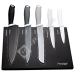 Prestige 6 Piece Magnetic Knife Block