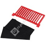 Vacuum Cleaner Filter & Frame