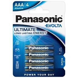 AAA Evolta Alkaline Batteries - ES1740768