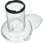 Juice Extractor Lid – Clear