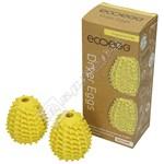 Ecoegg Tumble Dryer Fragrance Free Egg Shaped Dryer Balls