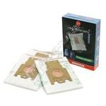 H60 Pure Hepa Anti-Odour Fibre Vacuum Bags