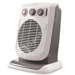DeLonghi HVF3552TB Vertical Style Fan Heater