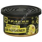 eSpares Sweet Vanilla Car Air Freshener