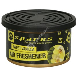 eSpares Sweet Vanilla Car Air Freshener - ES1668838