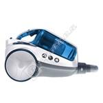 Hoover RU80 Bagless Cylinder Pets Vacuum Cleaner