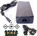 Compatible Laptop AC Adapter (Supplied With 2 Pin Euro Plug)