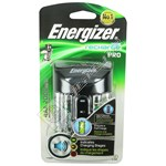 Energizer 639838 Accu Recharge Pro Charger - Plus 4 x AA Batteries