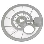 Grey Dishwasher Filter Assembly