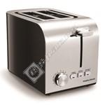 Morphy Richards 222054 Equip 2 Slice Toaster - Black