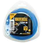 Universal Powered by McCulloch Universal NLO002 Grass Trimmer Nylon Line - 15m