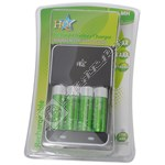 2 Pin Euro Plug-In Battery Charger
