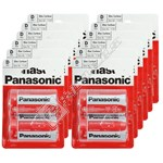 Panasonic D Zinc Chloride Batteries
