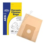 Electruepart BAG143 AEG Grobe 24 Vacuum Dust Bags - Pack of 5