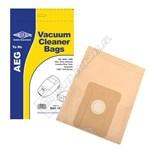 Electruepart BAG143 AEG Grobe 24 Vacuum Dust Bags - Pack of 5