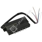 Lamona Cooker Hood Light and Switch PCB Assembly