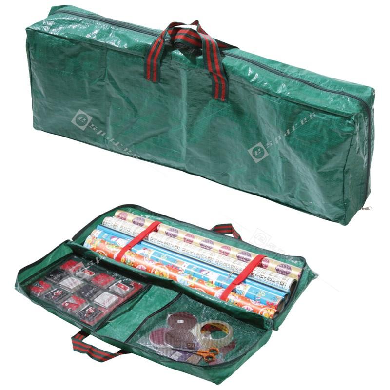 Bon Heavy Duty Gift Wrap Storage Bag   ES1740983